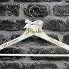 Gold Bridal Party Hanger