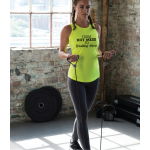 Hot Mess Workout Vest